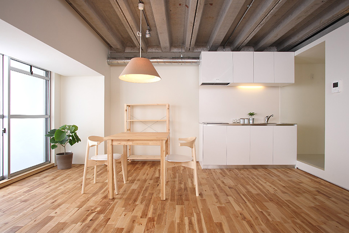 中古マンション・中古住宅をリノベーション
