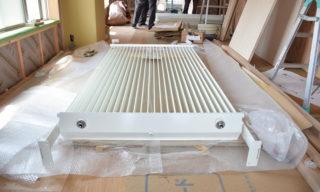 マンションのリフォーム  その9          輻射冷暖房