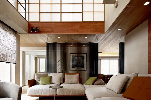 放射冷暖房の快適な住宅